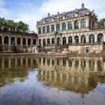 Außenansicht des Zwingers in Dresden