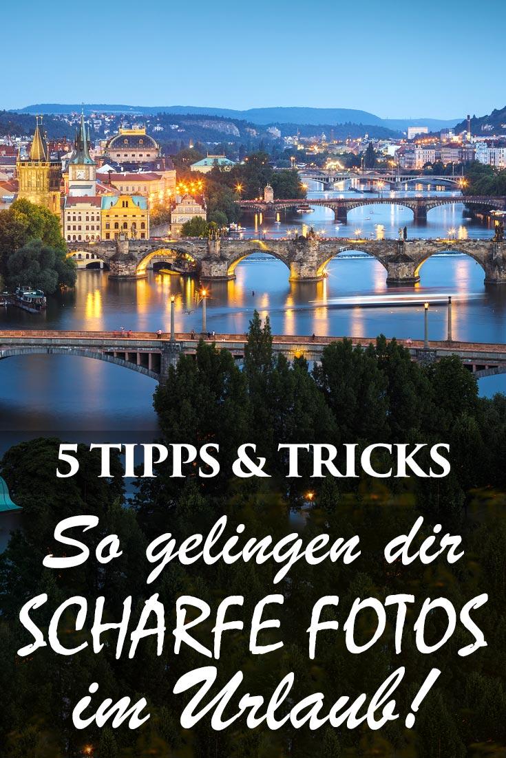 5 Tipps, um im Urlaub scharfe Fotos zu schießen