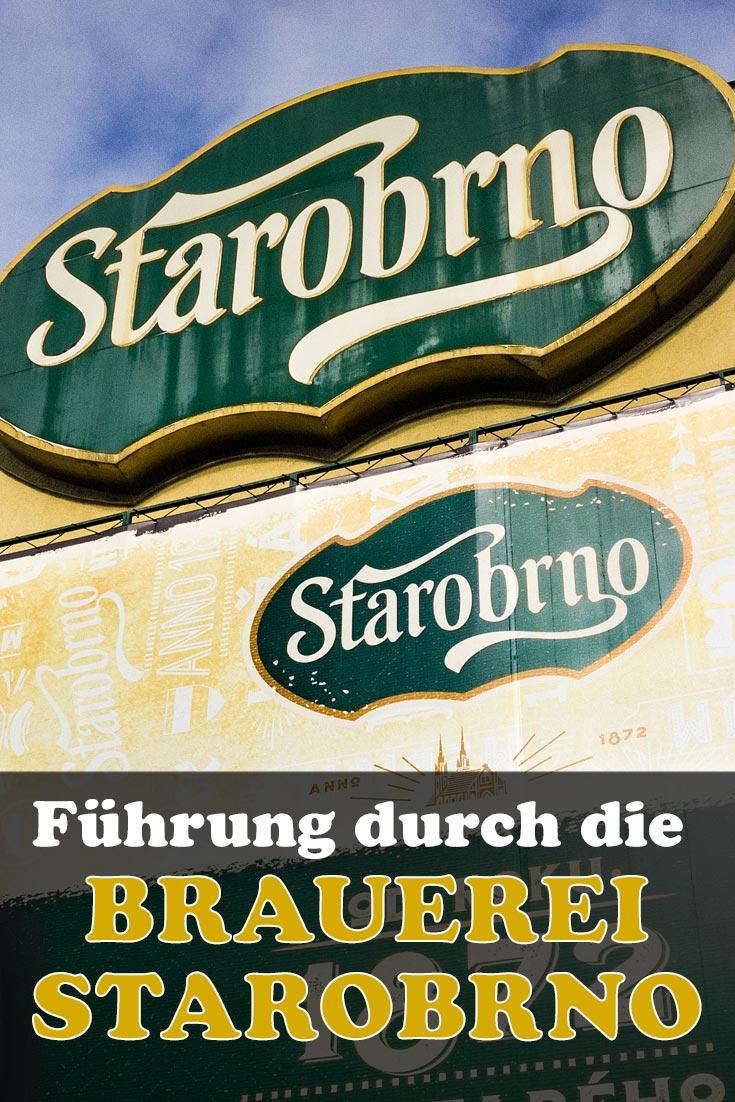 Brauerei Starobrno in Brünn: Erfahrungsbericht über eine Brauereiführung mit vielen Fotos sowie allgemeinen Tipps und Restaurantbewertung.