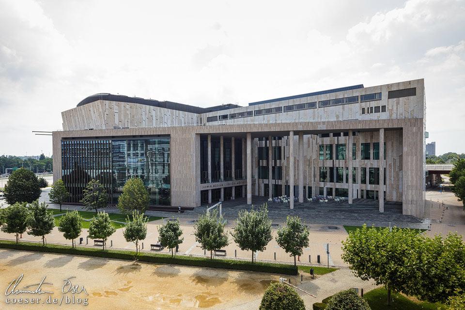 MÜPA Budapest (Palast der Künste) in Budapest