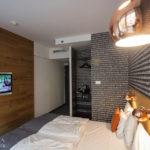 Doppelzimmer im ROOMbach Hotel Budapest Center
