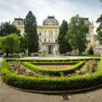 Außenansicht der Universität von Maribor