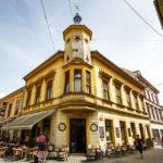 Historisches Haus in der Altstadt von Maribor