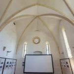 Innenansicht der Synagoge von Maribor