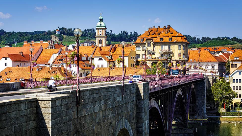 Maribor Berraschend Vielf Ltig Reiseblog Von