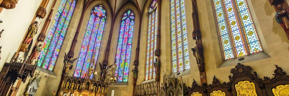 Die Kathedrale in Maribor