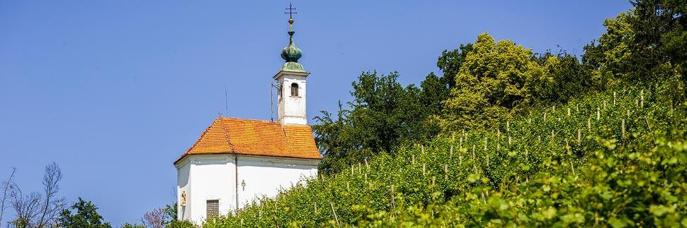 Kirche am Kalvarienberg in Maribor