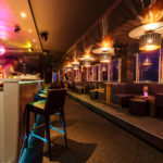 Rooftop Bar Luft 360 in Maribor