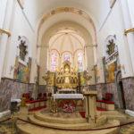 Altar der Franziskanerkirche in Maribor