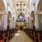 Innenansicht der Franziskanerkirche in Maribor