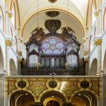 Orgel der Franziskanerkirche in Maribor