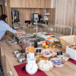 Frühstücksbuffet im Hotel Ibis Styles Maribor City Center