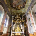 Nebenaltar der Kathedrale von Maribor