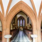 Innenansicht der Kathedrale von Maribor