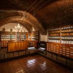 Alte Apotheke in der Stadtburg von Maribor