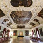 Der Rittersaal in der Stadtburg von Maribor