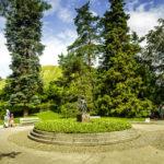 Der Stadtpark von Maribor