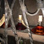 Wein der alten Rebe im Weinkeller Vinagova vinska klet in Maribor