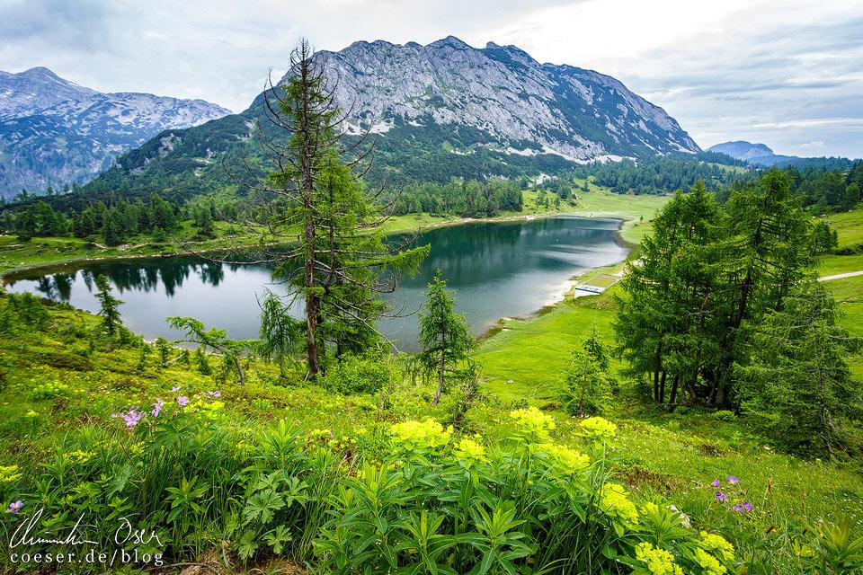 Großsee am 6-Seen-Wanderweg auf der Tauplitzalm