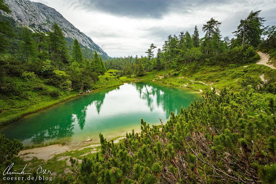 Märchensee am 6-Seen-Wanderweg auf der Tauplitzalm