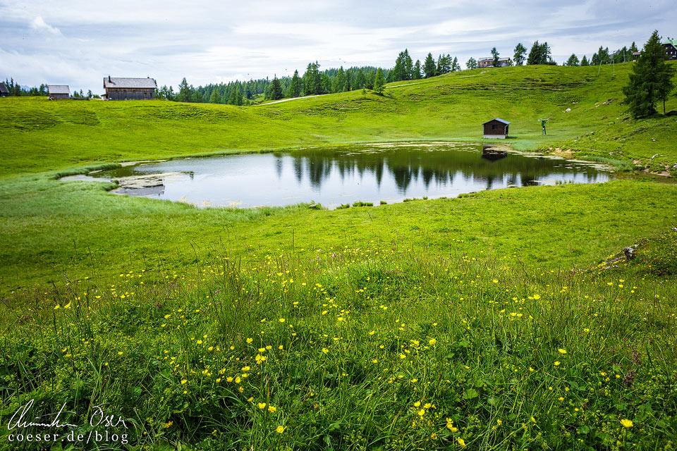 Tauplitzsee am 6-Seen-Wanderweg auf der Tauplitzalm