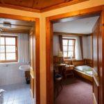 Einzelzimmer im Hotel Der Hechl in Tauplitz