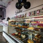 Das Café Lolita in Ljubljana
