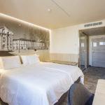 Doppelzimmer im City Hotel Ljubljana