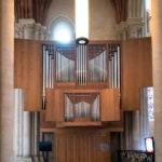 Orgel in der Cathédrale Saint-Jean-Baptiste in Lyon