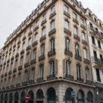 Außenansicht des Hotel Mercure Lyon Centre Plaza République