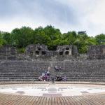 Das Amphitheater Odeon in Lyon