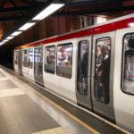 Die Metro von Lyon