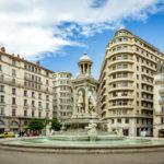 Place des Jacobins in Lyon