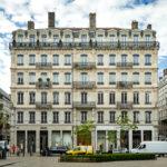 Prachtvolles Haus auf dem Place des Jacobins in Lyon