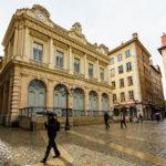 Temple du change in der Altstadt Vieux-Lyon