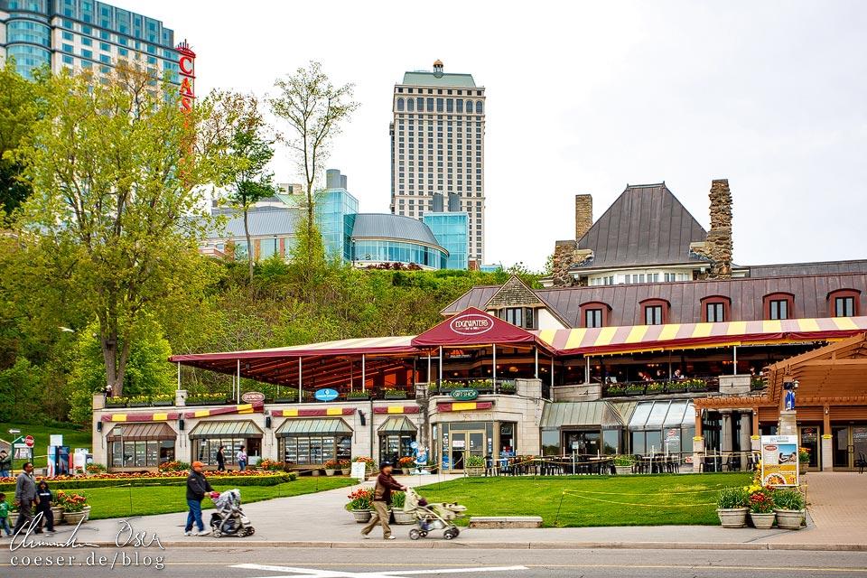 Hochhäuser in Niagara Falls
