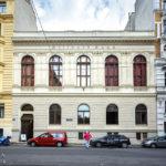 Außenansicht des Billrothhaus während Open House Wien 2018