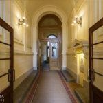 Eingangsfoyer im Billrothhaus während Open House Wien 2018