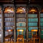 Die Große Bibliothek im Billrothhaus während Open House Wien 2018