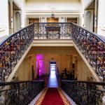 Die Feststiege im Billrothhaus während Open House Wien 2018