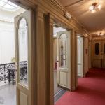 Innenansicht des Billrothhaus während Open House Wien 2018