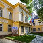 Außenansicht des italienischen Kulturinstituts während Open House Wien 2018