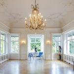 Innenansicht des italienischen Kulturinstituts während Open House Wien 2018