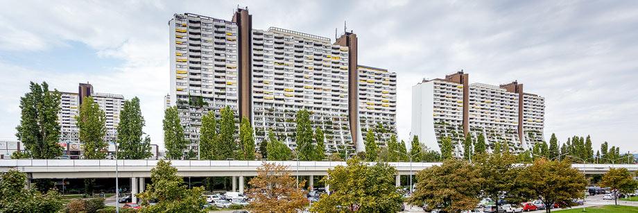 Wohnpark Alterlaa in Wien