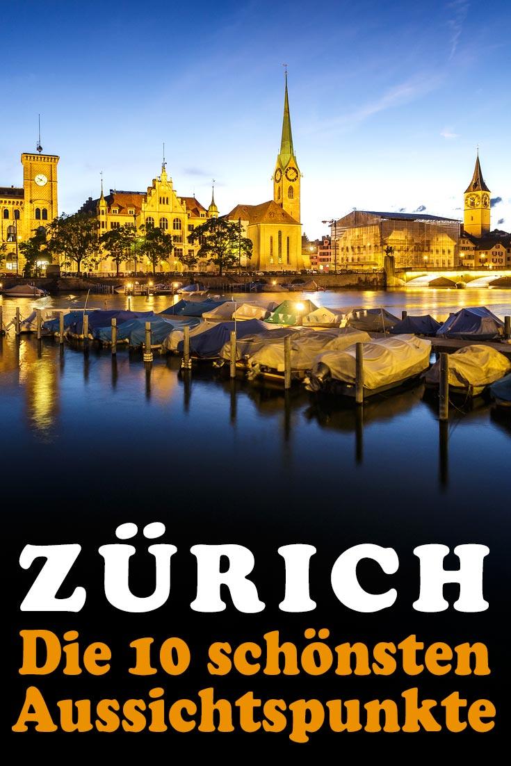 Zürich: Die 10 schönsten Fotospots mit Erfahrungen zu Sehenswürdigkeiten, den besten Fotospots sowie allgemeinen Tipps.