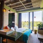 Jungle-Doppelzimmer im 25hours Hotel Bikini Berlin