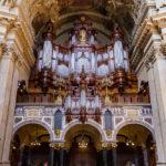 Die Sauer-Orgel in der Predigtkirche im Berliner Dom