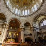 Innenansicht der Predigtkirche im Berliner Dom