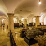 Die Hohenzollerngruft im Berliner Dom