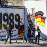 Die East Side Gallery (Berliner Mauer)